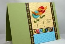Card Ideas / by Sarah Adams