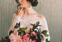 Pretty Poseys / by Barbara Anderson