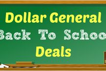 ~Back To School - Grocery Shop For FREE / All Things Back To School / by Grocery Shop For FREE!!