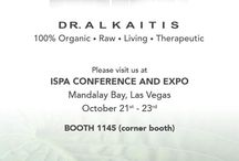 EVENTS + TRADESHOWS / Events & Tradshows / by Dr. Alkaitis Organic Skin Food