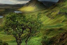 Naturaleza, paisajes, lugares.