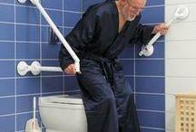 Banheiro para idosos