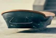 hoverboard - VFX project / concept design for vfx project