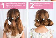 Gaya rambut/hairstyle