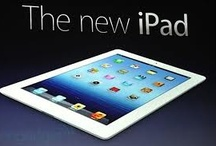 "Technology  / Apple unveiled the next generation and called it ""The New iPad"" / by Uncle Bill"