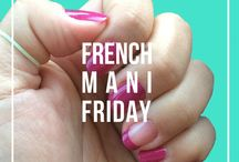 French Manicure Friday / A million ways to wear a classic! #FrenchManiFriday / by SensatioNail
