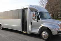 Hampton Roads Party Bus