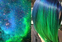 Galaxy Hair ♥