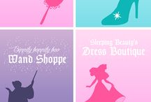 Hannah's 8th Birthday / Disney Princess Theme