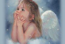 angeles y hadas