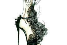 Buty to też sztuka / Inspiracje