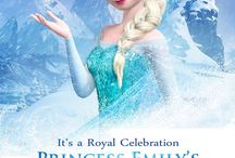 Issy's Frozen Party