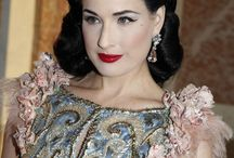 Dita / My idol to follow.