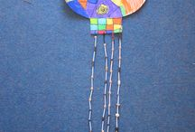 Masai Jewellery / Year 2 are inspired by African warrior accessories