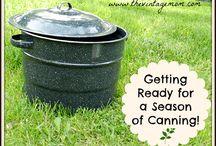 Canning/Preservation