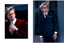 Milan / ICE Models Niels and Milan for ADAM In Town editorial shooting! Niels ve Milan ICE Model'den Adam In Town Dergisinde Moda çekiminde!