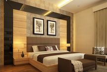 Project : Y&C Home / Contemporary Minimalist Bedroom we designed for our client in Rajawali, Jakarta