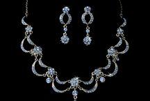 Bridesmaid Jewelry Sets / Elegant bridesmaid jewelry sets.