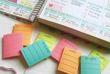 HOW TO Organize your Life and Biz! Happy Planner + More! / A place to pin my planner inspirations.