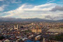 San José Costa Rica / La belleza que cobija nuestra linda Ciudad....