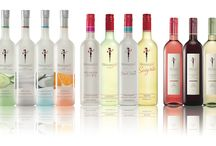 Skinnygirl Cocktails / There is no reason why you shouldn't be able to enjoy a cocktail if you are into fitness.  If you want to enjoy one but still watch your waistline, you have got to try the Skinnygirl cocktails!  My favorites are White Peach Margarita (only 37 calories), White Raspberry COSMO (only 34 calories), White Wine (100 calories) and Sangria (alittle over 100 calories).  CHEERS!
