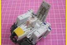 Open Hatch Gundam