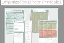 Binder to do / by Crystal Hungerford