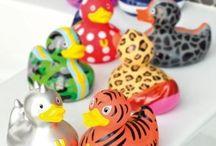BUD Ducks / Lovely BUD ducks