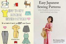Japanese Sewing Patterns