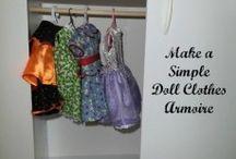 American Girl Doll Ideas / by Angela Hilbig
