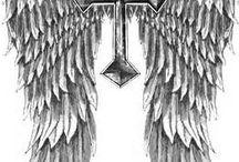 engel tattoo vorlage
