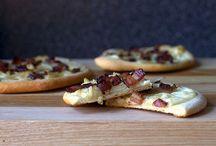 Futter: Pasta, Pizza, italienische Küche...