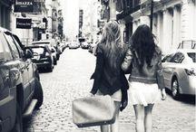 FRIENDS + SISTERS