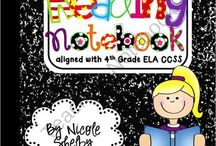 Literacy-Reading Notebooks