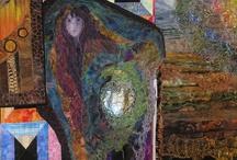 Quilts - Art/Mixed Media
