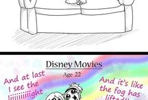 Disney True