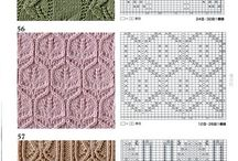 Wzory dziewiarskie
