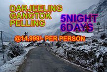 Sikkim-Destination / Sikkim is the cool state in north eastern part of India.Sikkim and Darjeeling are well recommended to visit together as a packaged tour. Darjeeling is the hill station in the state of west Bengal.