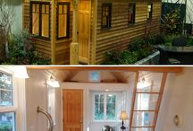 Tiny Houses...makes a person think!!