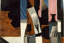 Artists: Juan Gris / by Kwalitisme