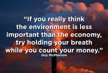Environment Quotes / Quotes related to Environment / by The Orchid Hotel, Mumbai