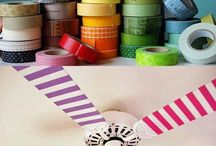 washi tapes / ideas con washis