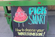 Farm Fresh Watermelon