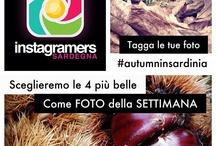 #autumninsardinia contest / Questa è una selezione delle foto di coloro che via Instagram stanno partecipando alla nostra iniziativa usando il tag #autumninsardinia
