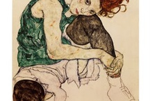 Expressionism Art / Egon Schiele and more