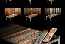 bord & bänkar/tables & benches