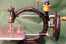 Bartlett Sewing Machine Co. / pre 1865 - post 1876