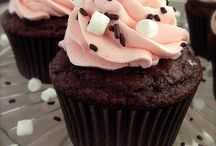 ♥ Cupcakes ♥ / Doces...Bolos... Cookies #hum !