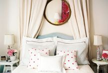 Bedrooms / Ideas for bedrooms  / by Amberlee Martin