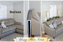Diy / Sofa table